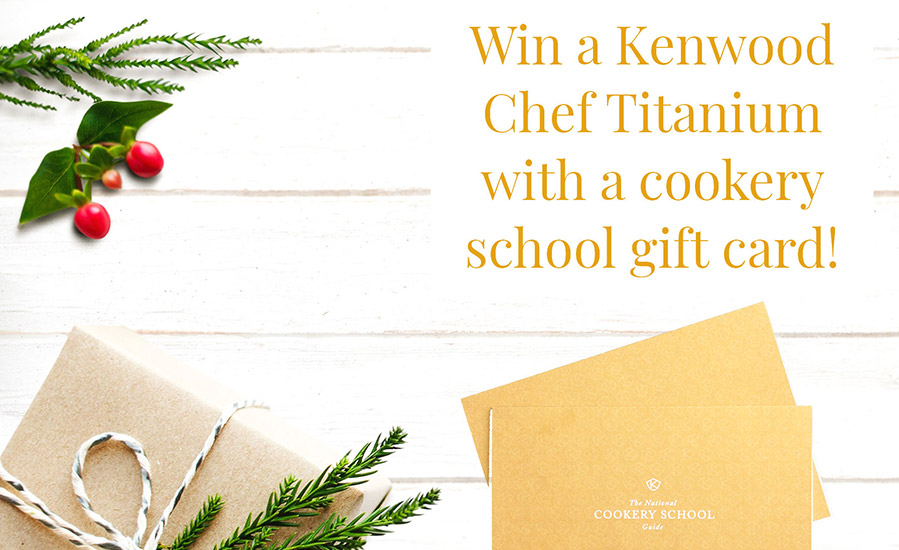 Something for the stocking: buy an NCSG gift card, win a Kenwood Chef