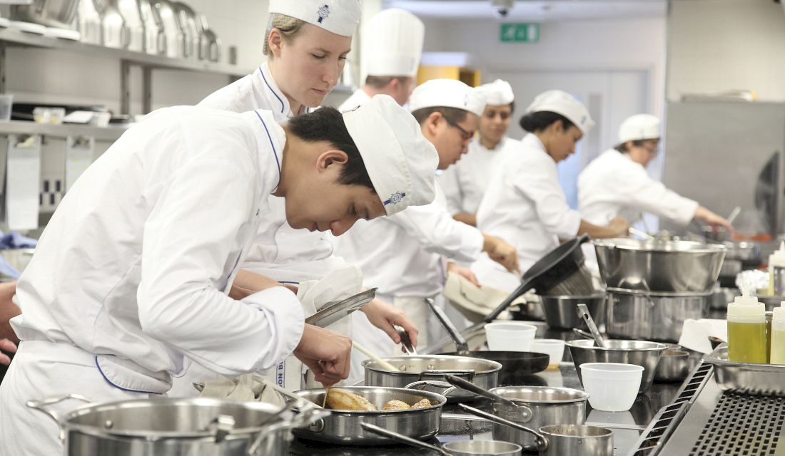 Festive treat from Le Cordon Bleu: £500 gift card with every pro course