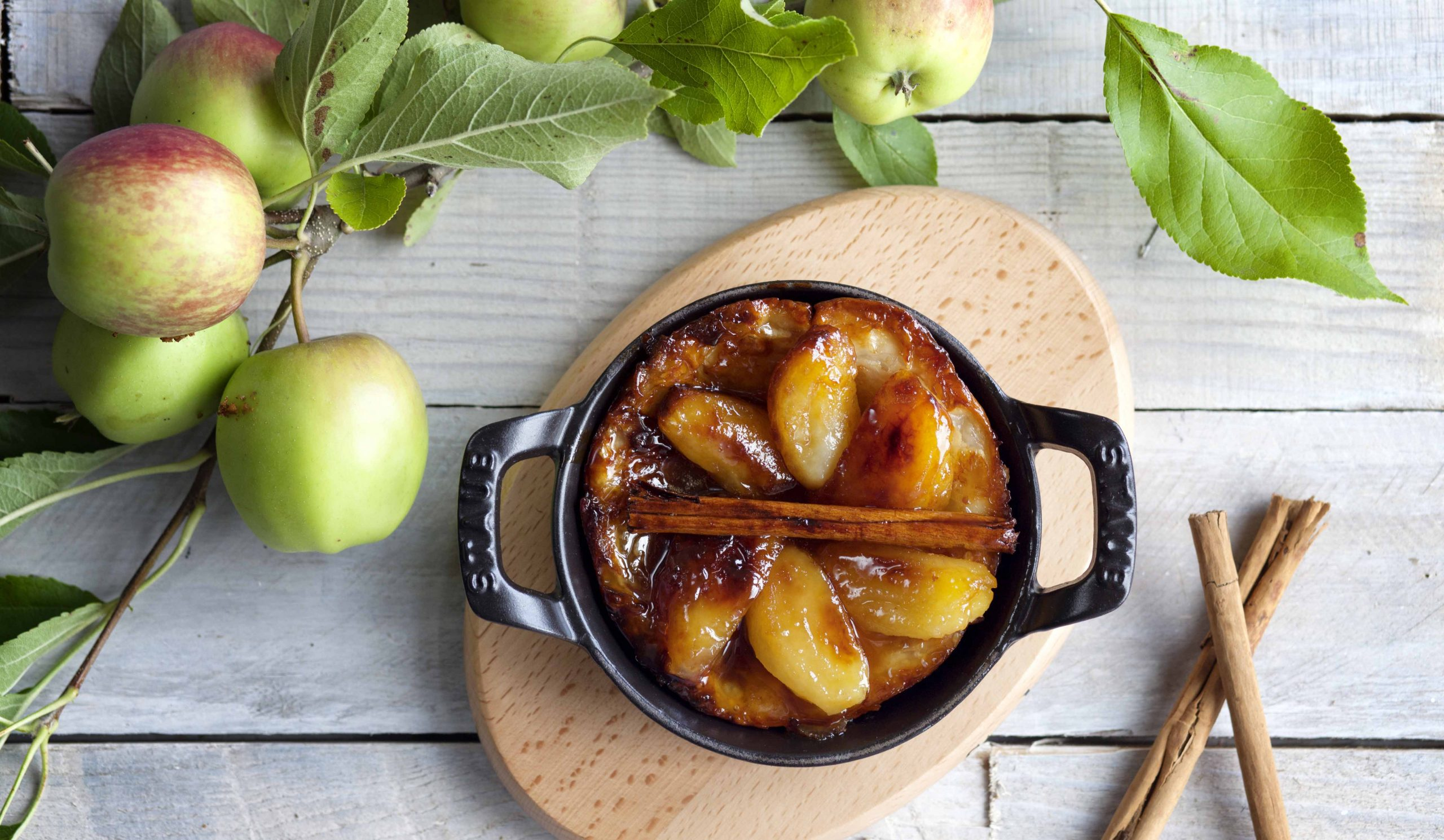 Tarte Tatin by Eckington Manor