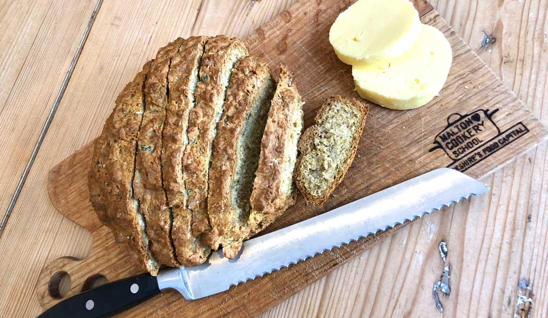 Malton Cookery School's Soda Bread