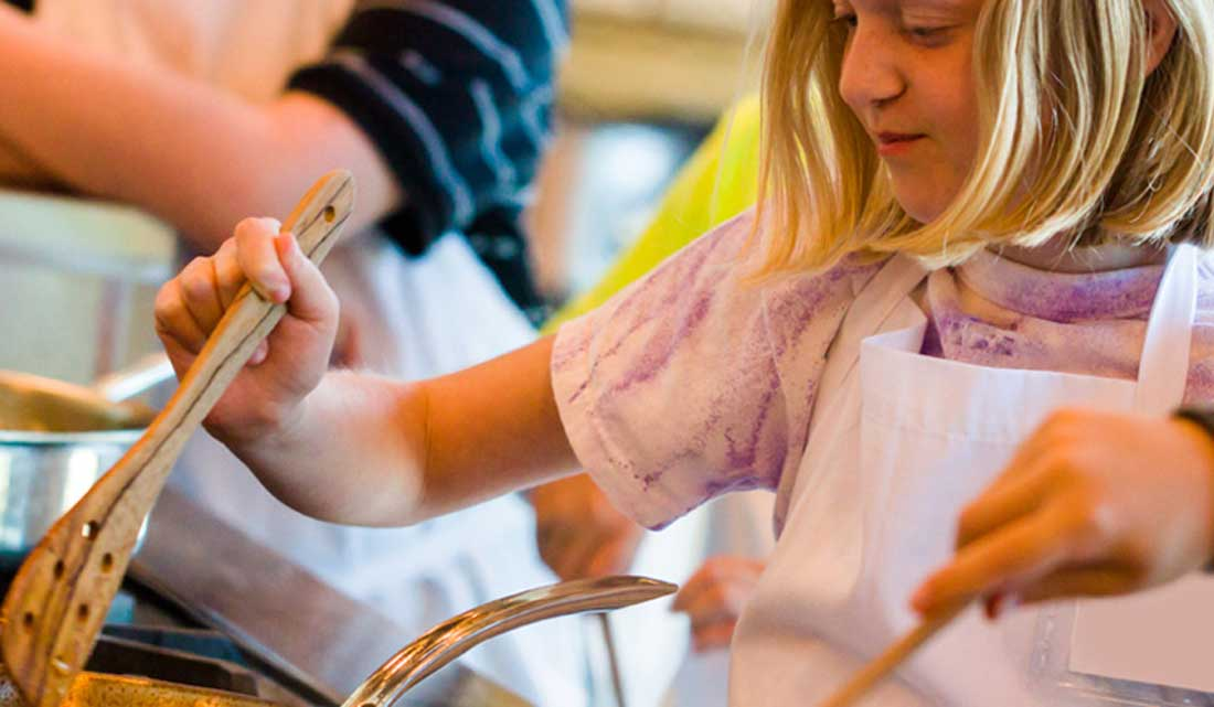 Five kids' cookery classes for October half-term