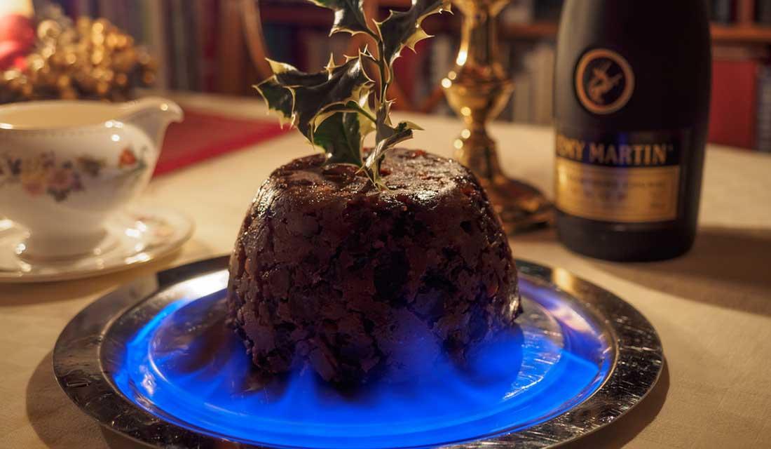 Divertimenti's Stir-Up Sunday Christmas Pudding