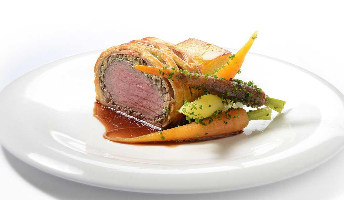 Northcote's Beef Wellington